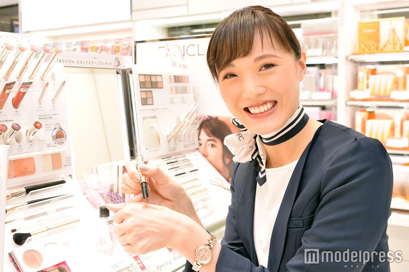 岩本香理さん(C)モデルプレス