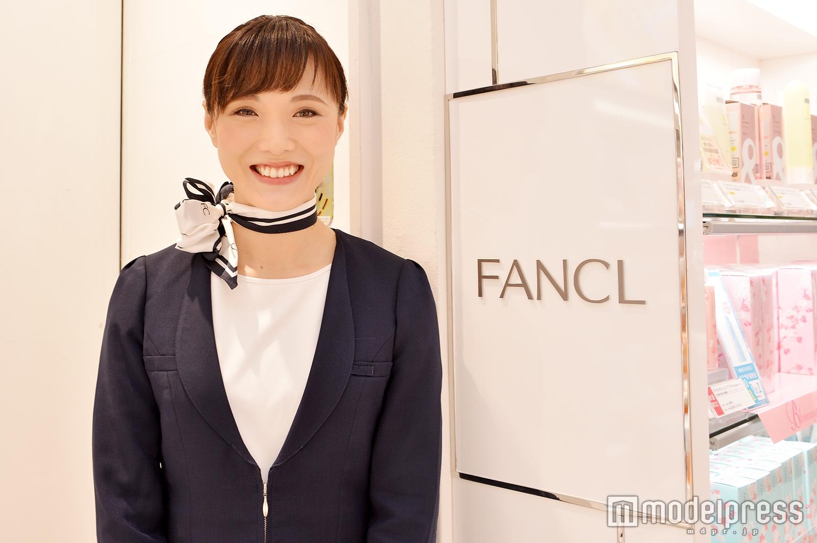 「FANCL」店長の岩本香理さん(C)モデルプレス