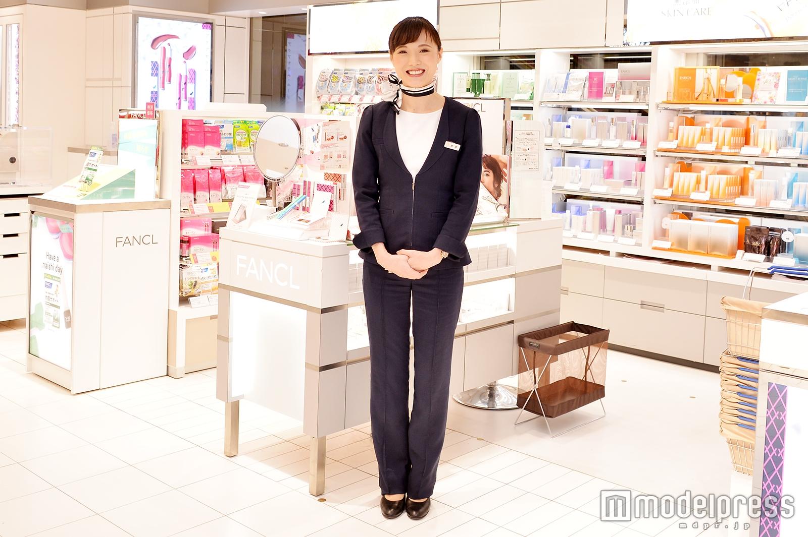 「FANCL」店舗で取材を実施(C)モデルプレス
