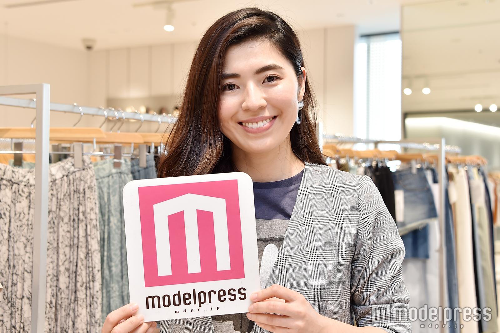 槙裕子さん(C)モデルプレス
