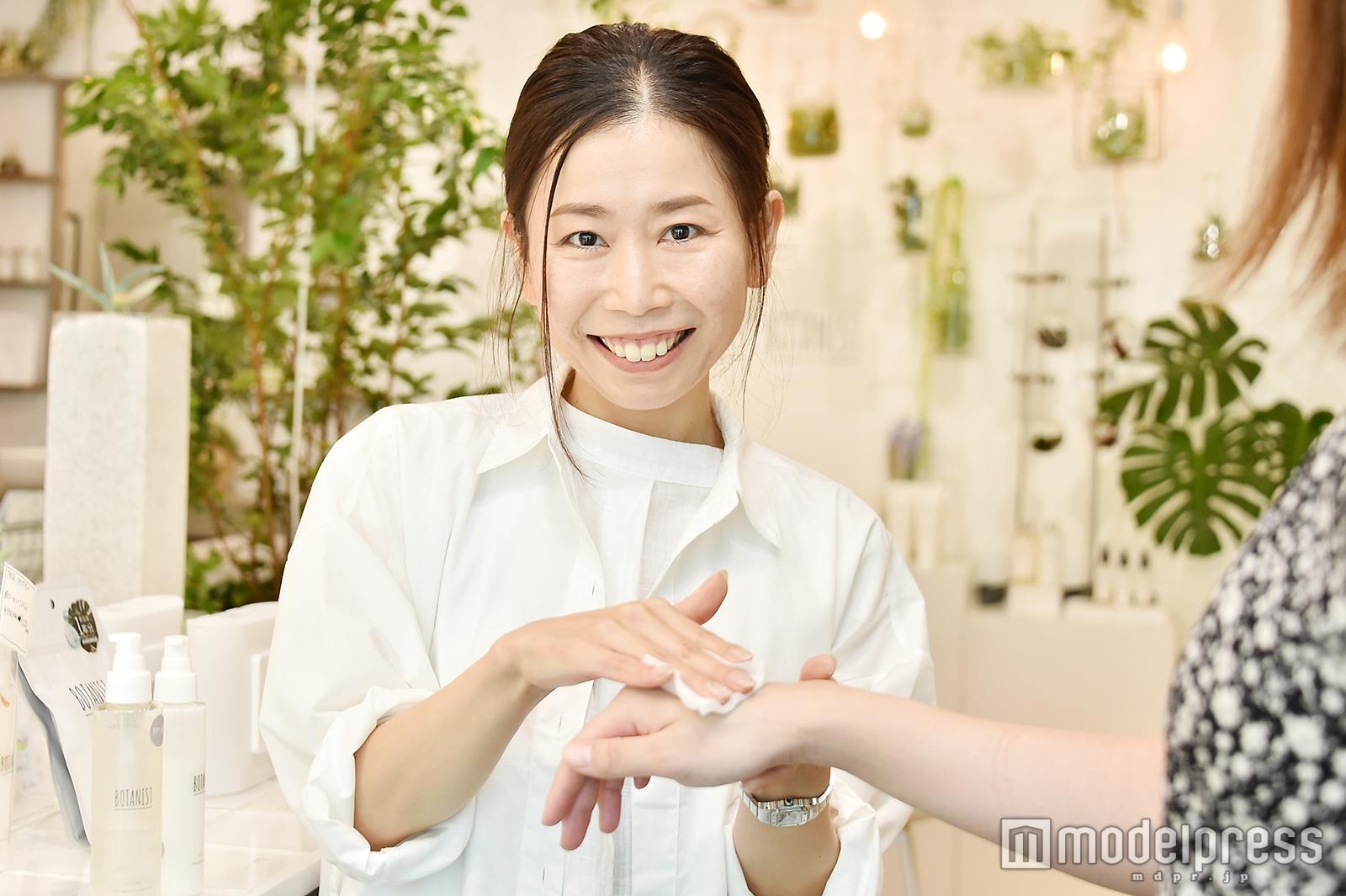モデルプレスのインタビューに応じた飯沼奈皇さん(C)モデルプレス
