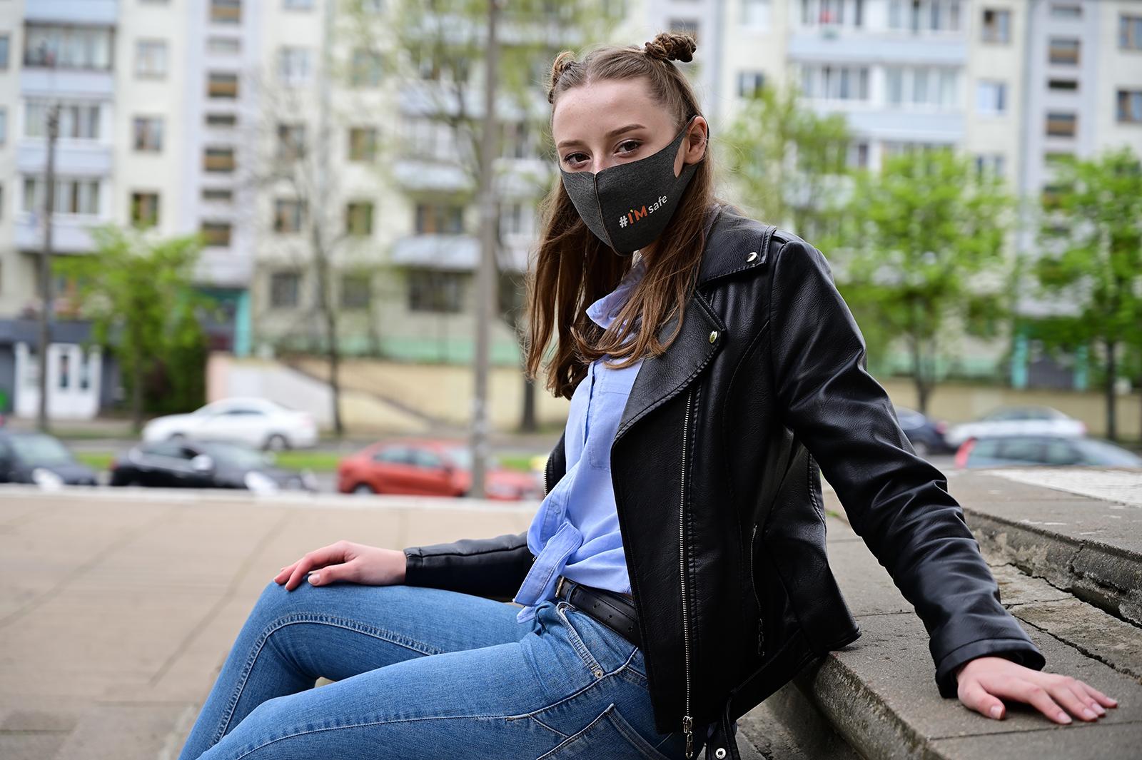 マスクで崩れにくくするためのポイント/Photo by Viachaslau Govorkov