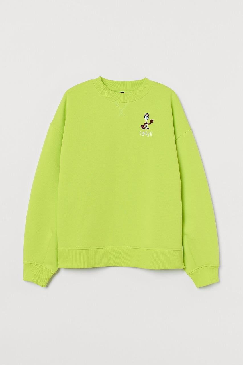 メンズコレクション/スウェットシャツ(C)DisneyPIXAR