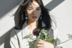 佐藤晴美「リエンダ」2021年春ビジュアルモデルに…