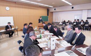 札幌市経済観光局との懇談会