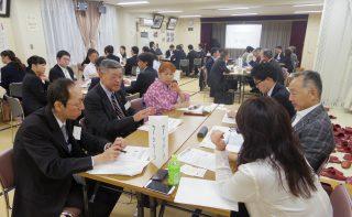 中央西地区会5月例会「北海道経済の現状と課題」