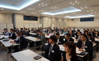 白石・厚別地区会と江別地区会が合同例会開催