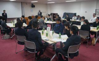 東地区会「第11期学びすとe倶楽部」19名の受講生で入学式