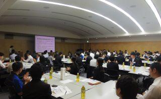 社員マナー研修会を開催。ビジネスマナーの再点検