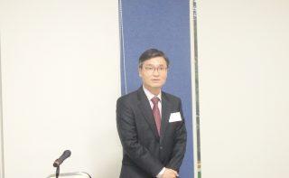 韓国の最新情勢紹介 国際ビジネス研究会