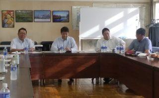 千歳・恵庭・北広島・長沼地区会 8月例会「中小企業の底力を発揮せよ!」