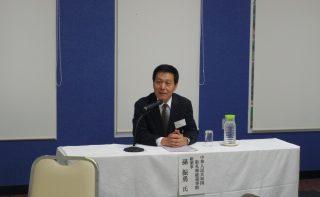 中国総領事が北海道との交流へ期待語る 国際ビジネス研究会