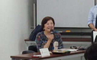 中央南地区会9月例会 シリーズ「私の履歴書」第6回