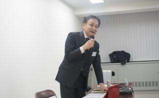 中央南地区会 シリーズ「私の履歴書」を開催