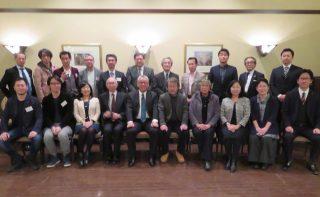 豊平・清田地区会 次年度の地区会を考える3月例会を開催