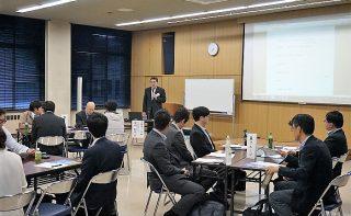 少子高齢化へ備える、北海道トンボの取り組み<東地区会6月例会>
