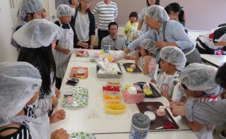 WEえべつ祭り開催!  小学校で児童が仕事体験