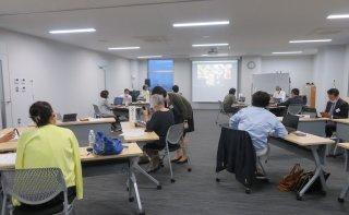 中央西地区会 Zoom体験会実践編(地区6月例会)を開催