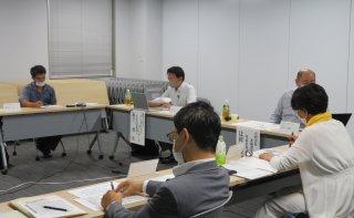 農業経営部会8月例会