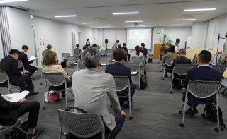 白石・厚別地区会2021年度総会
