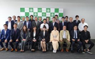 第18期経営指針研究会 中間報告会