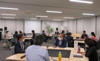 THE・雑談会(10月例会)を開催