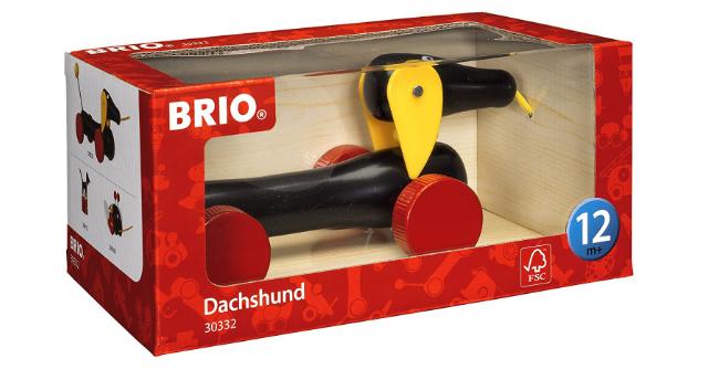 【プレゼント】BRIO「ダッチー」人気メーカーの定番木製玩具!