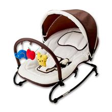 0ヶ月からOK!「SmartAngel ベビーバウンサー」赤ちゃんのお昼寝にぴったり!