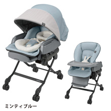 赤ちゃんの寝かしつけに大活躍!コンビの電動ベビーラック「ネムリラ」最新モデルを1名様に