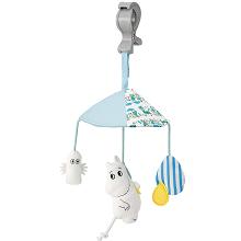 Moomin Baby「ベビーカートイ」上品なカラーがおしゃれなミニメリー!