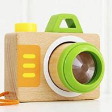 【プレゼント】「森の遊び道具 ミラクルカメラ」本物さながら、シャッター音つき!