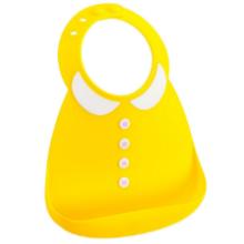【プレゼント】「メイクマイデイ 油が落ちるシリコンビブ」食洗器で洗える!