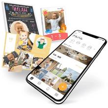【全員】お子さんの写真入りカレンダーが毎月無料でもらえる♪ 無料で使える写真アプリダウンロードで
