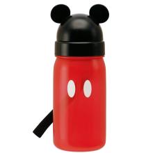 【プレゼント】「スケーター ストロー式水筒」これからの季節の水分補給に!