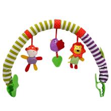 【プレゼント】「hapler ベビーカーおもちゃ」をプレゼント!赤ちゃんもご機嫌でお出かけできる!