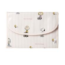 【プレゼント】「ジェラートピケ×スヌーピー 母子手帳ケース」子育てグッズも人気ブランドで!