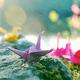 簡単な鶴の折り方(スタンダード、折り羽鶴、五首鶴)|折り紙動画