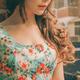 おしゃれママもチェック!2015年春に流行?の花柄ファッション4選