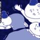 【コメタパン育児絵日記(17)】育児疲れ!?風邪でダウン