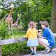 かわいい動物とのふれあいが子連れに嬉しい!京都の動物園2選