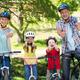 パパママご注意!違反2回で厳しい罰則!6月から自転車の交通ルールが大改正