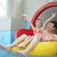 水遊び用おむつでも入れる!雨でもOKの静岡の室内プール4選