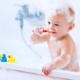 赤ちゃんのシャンプー、いつから変えても大丈夫?|専門家の見解