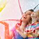 雨の日も子どもと一緒!エレガントに吉祥寺でランチやショッピング