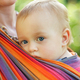 新生児から使えるスリングも!購入する時の参考にしたい人気商品
