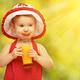 赤ちゃん・幼児におすすめ手遊び歌「ミックスジュース」|動画&歌詞