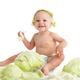 赤ちゃん・幼児におすすめ手遊び歌「キャベツの中から」|動画&歌詞
