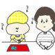 【コメタパン育児絵日記(47)】私は専属コネリストアシスタント