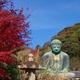 秋は紅葉狩り!歴史ある佇まいの鎌倉で子連れで楽しめるスポット|神奈川県