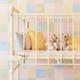 赤ちゃんに良い睡眠を!お部屋に合わせたベビーベッド3選